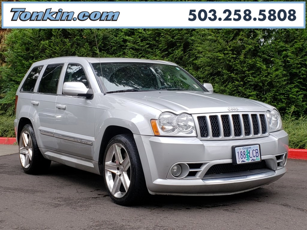 Pre-Owned 2007 Jeep Grand Cherokee SRT8