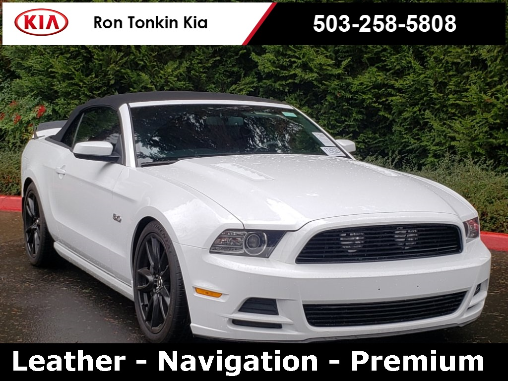 Pre-Owned 2014 Ford Mustang GT Premium