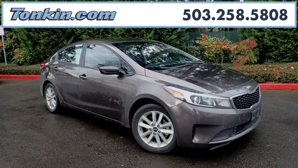 Certified Pre Owned 2017 Kia Forte Lx