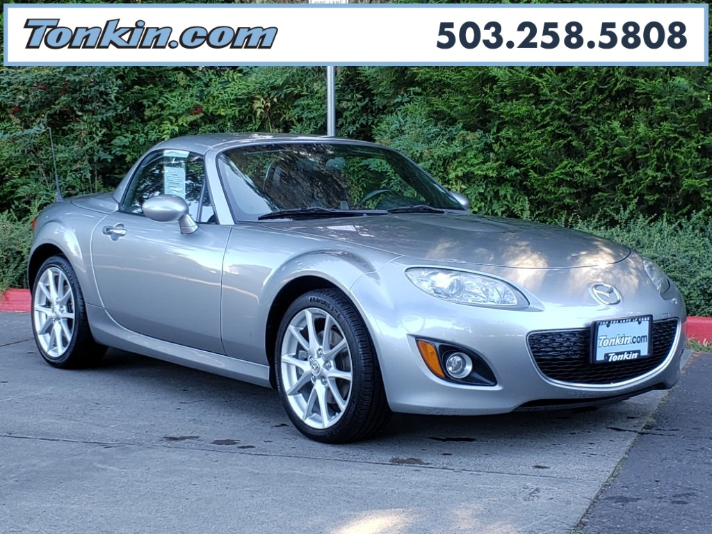 Pre-Owned 2010 Mazda Miata PRHT Grand Touring