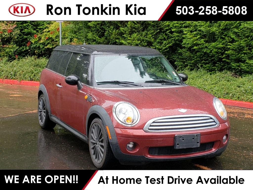 Pre-Owned 2010 MINI Cooper Clubman Clubman