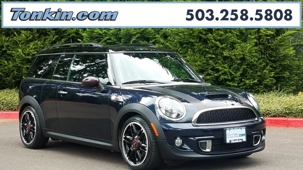 Pre Owned 2012 Mini Cooper S Clubman 2d Coupe In Gladstone