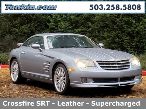 Pre-Owned 2005 Chrysler Crossfire SRT6