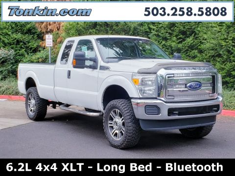 Pre-Owned 2013 Ford F-350SD XLT