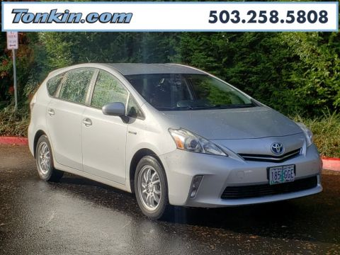 Pre-Owned 2013 Toyota Prius v