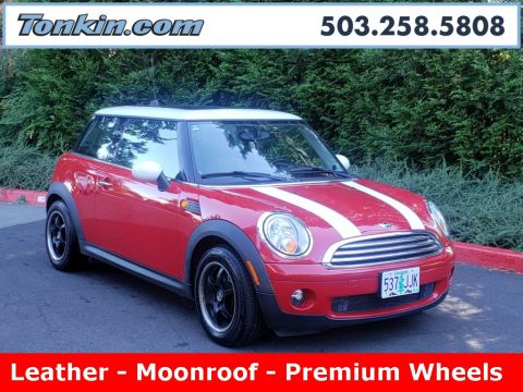 Pre-Owned 2008 MINI Cooper Base